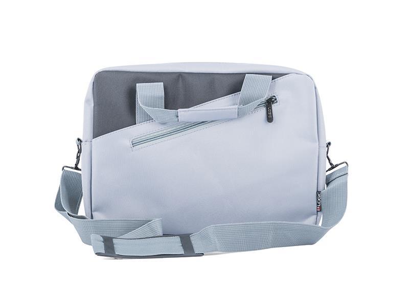 Logic Cool Gray 13,3'' portatīvo datoru soma, apvalks
