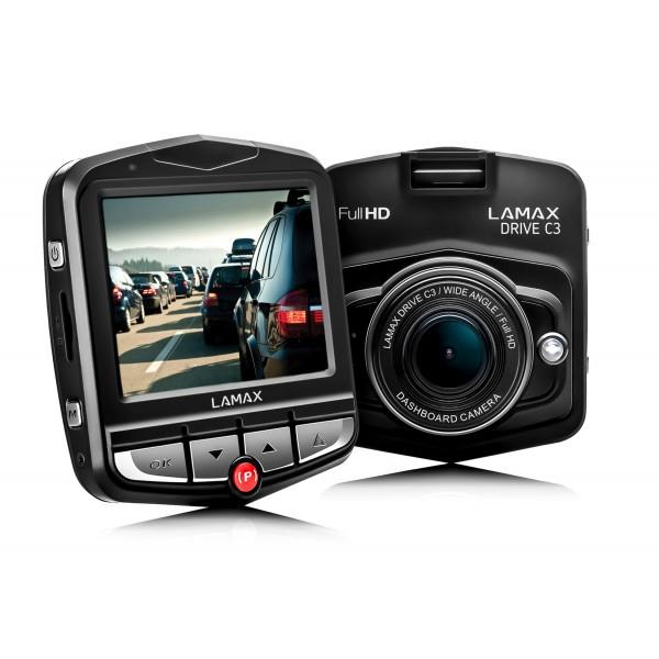 LAMAX DRIVE C3 Car DashCam Video Kameras