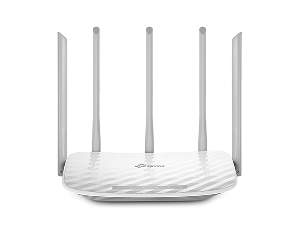 TP-Link Archer C60 AC1350  Wireless Dual Band Router Rūteris