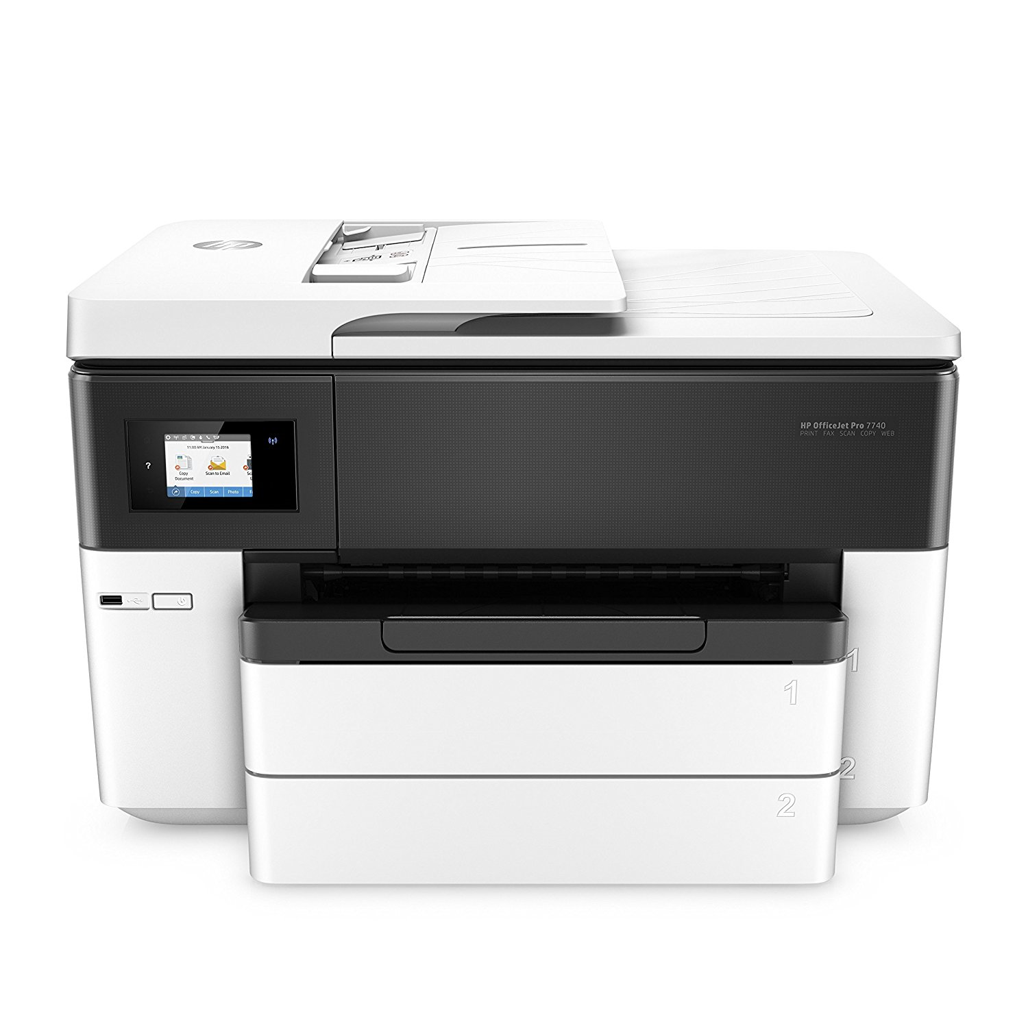 HP Officejet 7740 A3 eAiO One Wide Format printeris