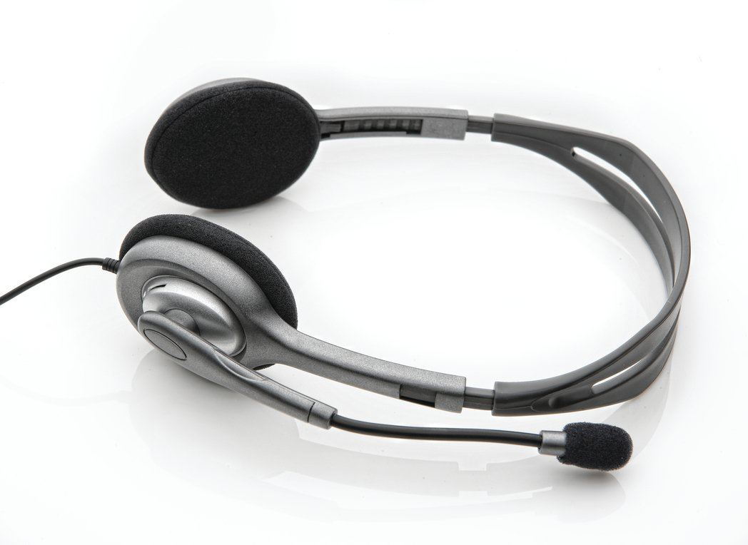 Logitech H151 Headset Head-band 3.5 mm connector Black austiņas
