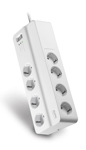 APC SurgeProtector PM8-GR 8-fach uberspannungsschutz elektrības pagarinātājs