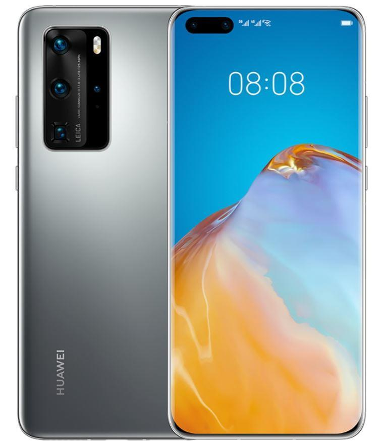MOBILE PHONE P40 PRO 5G/SILVER 51095CAG HUAWEI 51095CAG Mobilais Telefons