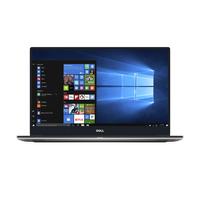 DELL XPS 9560 2.8GHz i7-7700HQ 15.6Zoll 3840 x 2160Pixel Touchscreen black,... Portatīvais dators