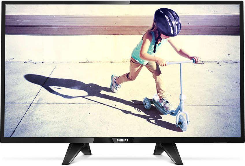 "PHILIPS Full HD Ultra Slim LED 32"" 32PFS4132/12 LED Televizors"