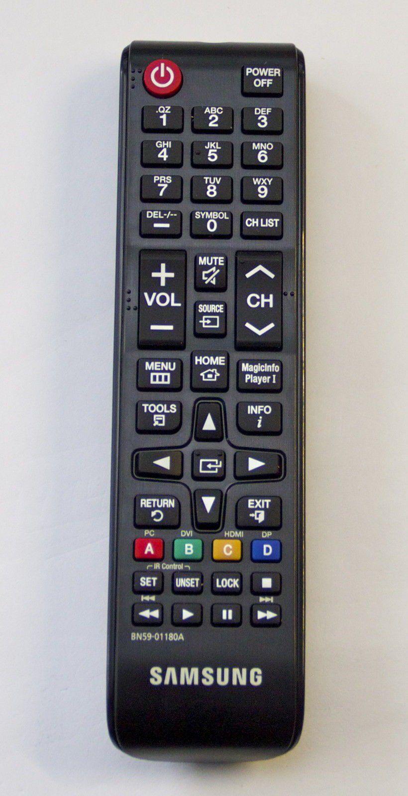 Samsung Remote Control TM1240A pults