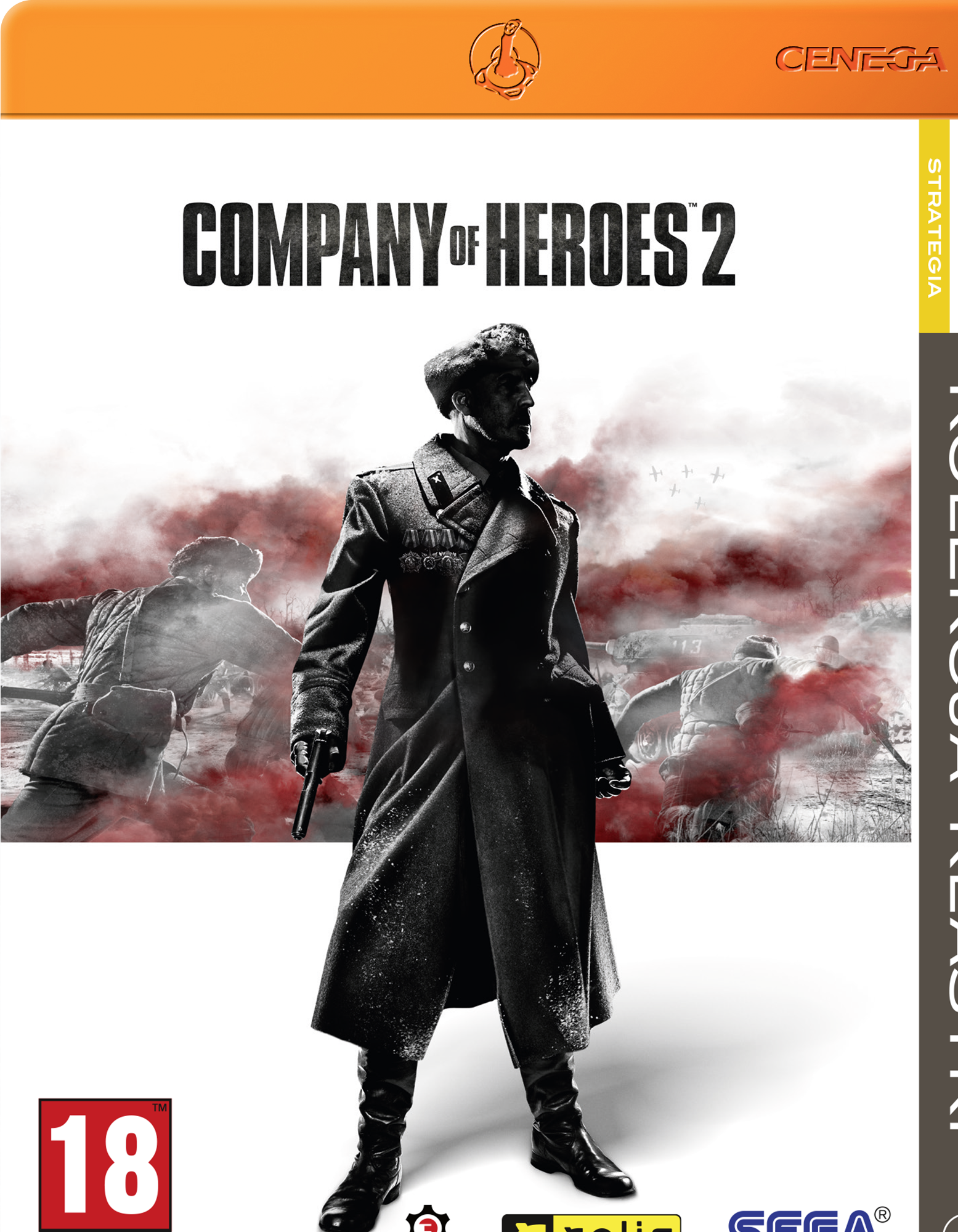 PKK Company of Heroes 2 spēle