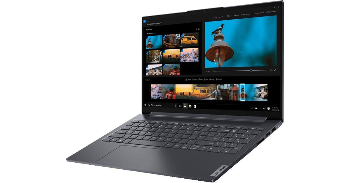 Lenovo Yoga Slim 7 15IMH05 15