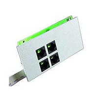GPS Anschluskabel Navilock MD6 -> D-SUB 9 + 1x USB Typ A navigācijas aksesuāri
