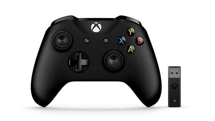 Microsoft Xbox One Wireless Controller spēļu konsoles gampad