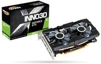 Inno3D GeForce GTX 1660 Ti Twin X2 6GB video karte