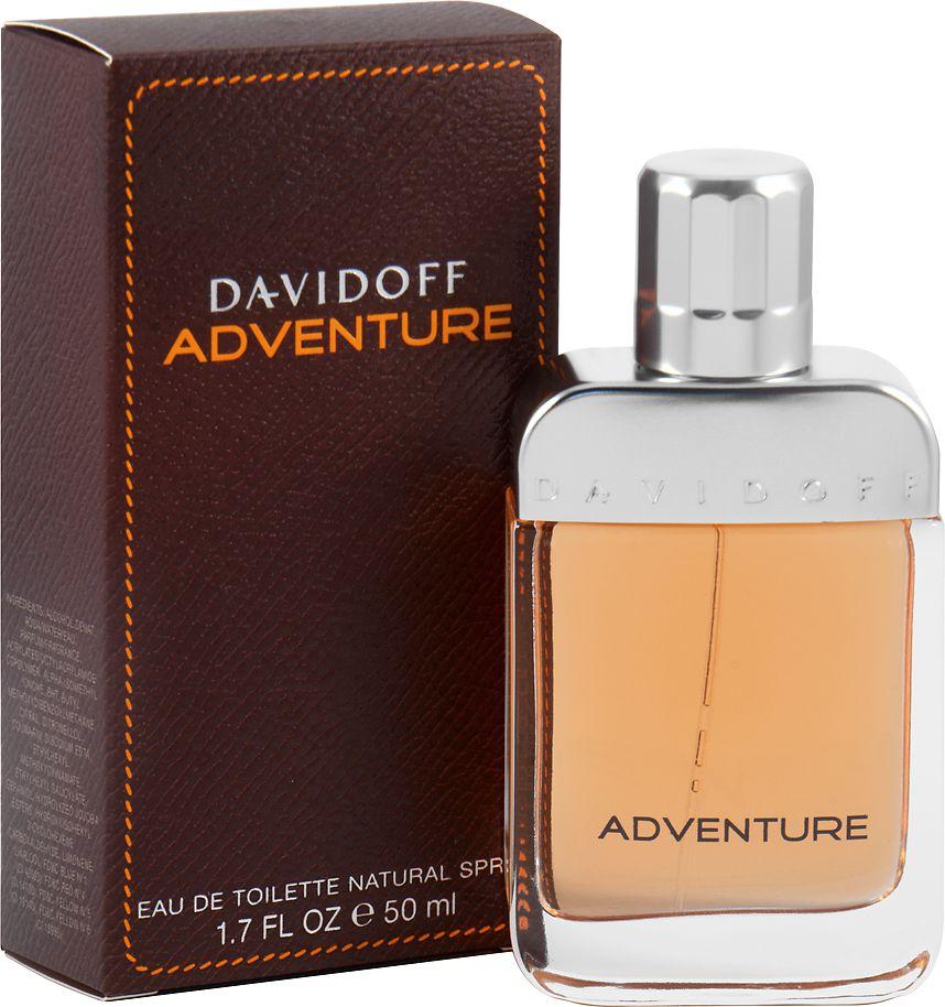 Davidoff Adventure Men 50 ml Vīriešu Smaržas