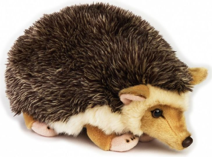 Dante Plush Toy National Geographic Hedgehog brown 26 cm (003-70813)