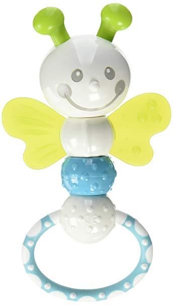 Kidsme Zobgrauznis Dragonfly, 3M+ 9728 aksesuāri bērniem