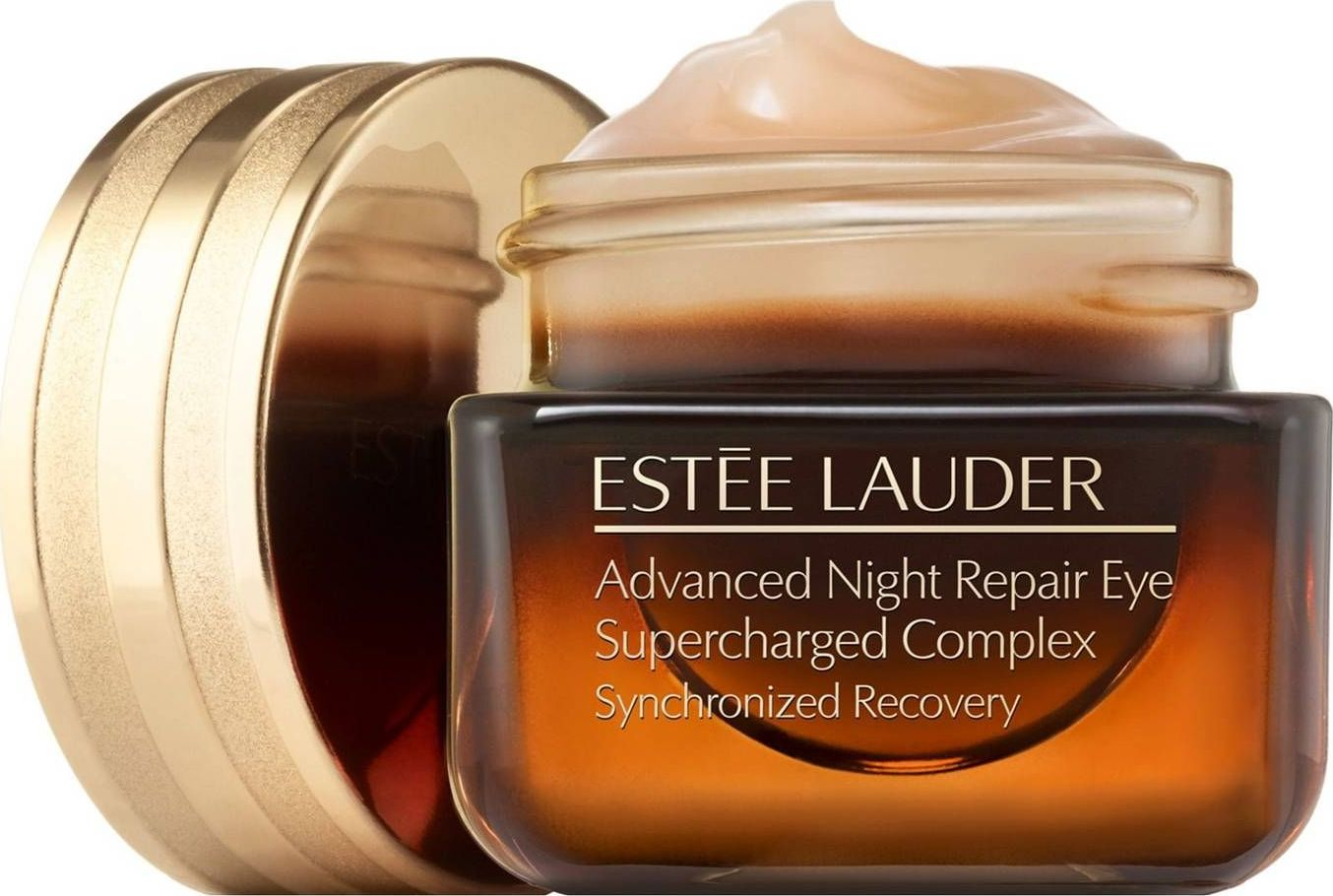 Estee Lauder Advanced Night Repair Eye Supercharged Complex regenerating eye cream 15ml ēnas