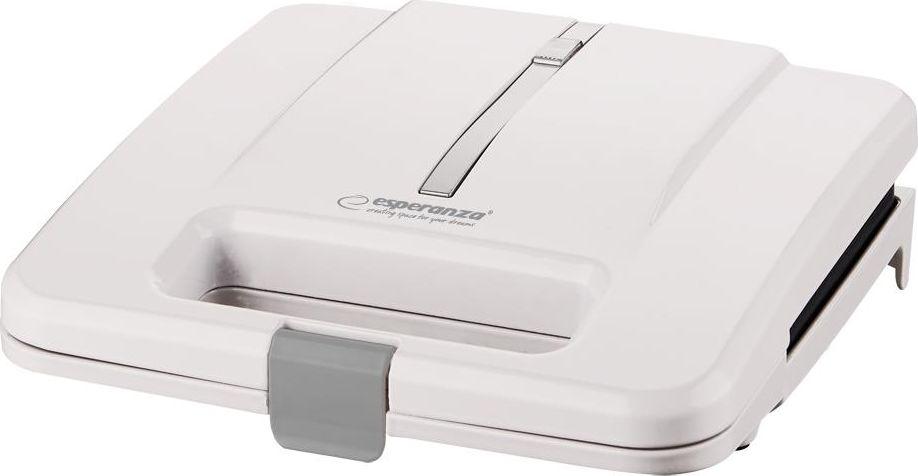 Esperanza EKT010W Sandwich toaster 1000W White Tosteris
