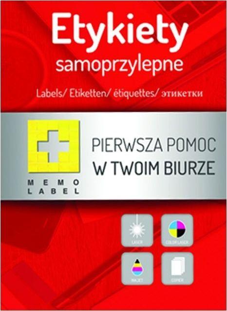 Dalpo Self-adhesive Label 70x25,4 (100)