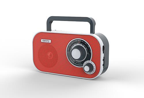 CAMRY Radio Red    CR1140R magnetola