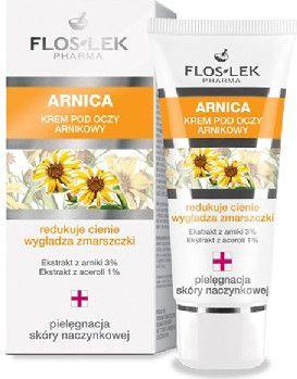 FLOSLEK Pharma Arnica Krem pod oczy redukujacy cienie 30 ml 143955 ēnas