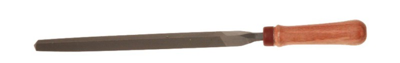 FAPIL-CHADEX Pilnik slusarski RPSe trojkatny 300mm zdzierak RPSE 300-1