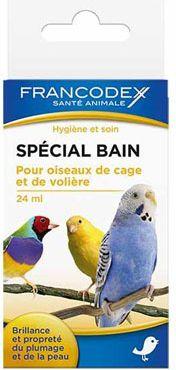 FRANCODEX Srodek dla ptakow - czyste upierzenie 24 ml 1106181