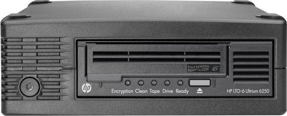 Hewlett Packard Enterprise Ultrium6250 SAS Ext Drive New Retail