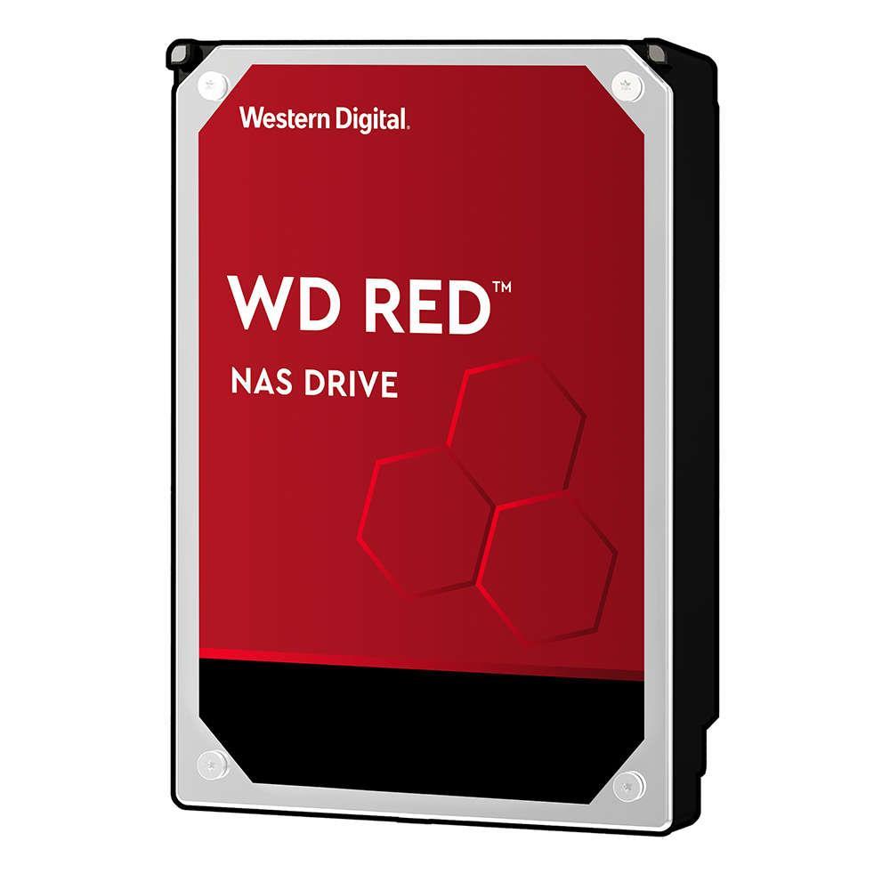 WD Red WD20EFAX (2 TB HDD 2 TB; 3.5 Inch; SATA III; 256 MB; 5400 rpm) cietais disks