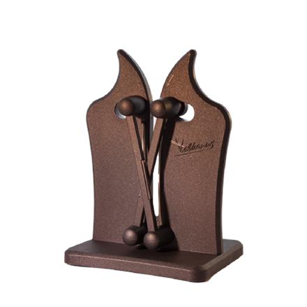 Vulkanus Classic VPE 6 Knife sharpener, Brown 9120014630107