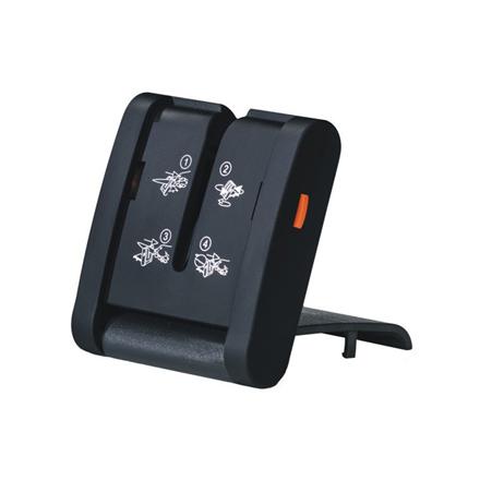 Vulkanus Pocket VPE 10 Knife sharpener, Black 9120014630602
