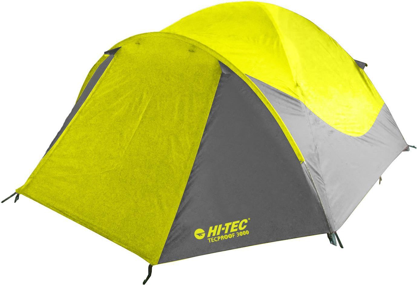 Hi-tec TOBAGO 3 - 5901979023050 telts Kempingiem, pārgājieniem