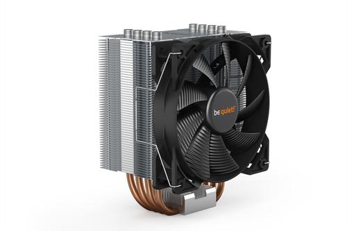 be quiet! Pure Rock 2 CPU-Kuhler - 120mm procesora dzesētājs, ventilators