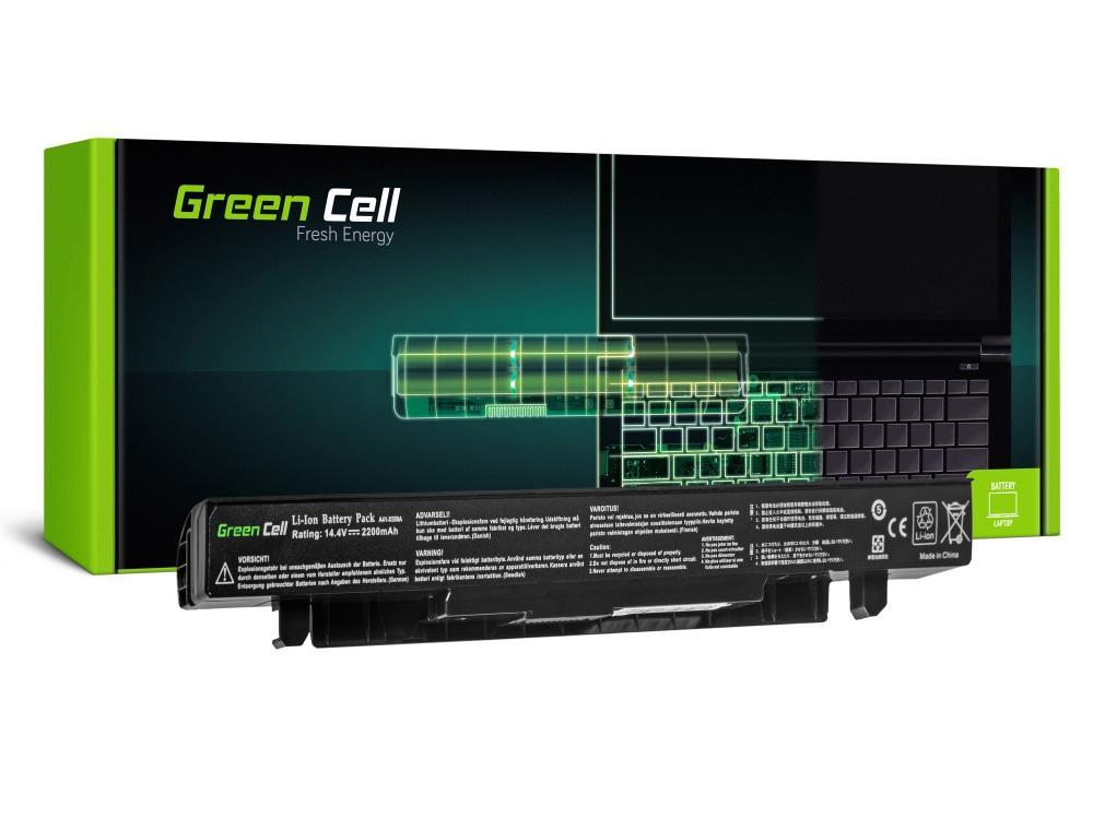 Green Cell A41-X550A for Asus X550 X550C X550CA X550CC X550V akumulators, baterija portatīvajiem datoriem