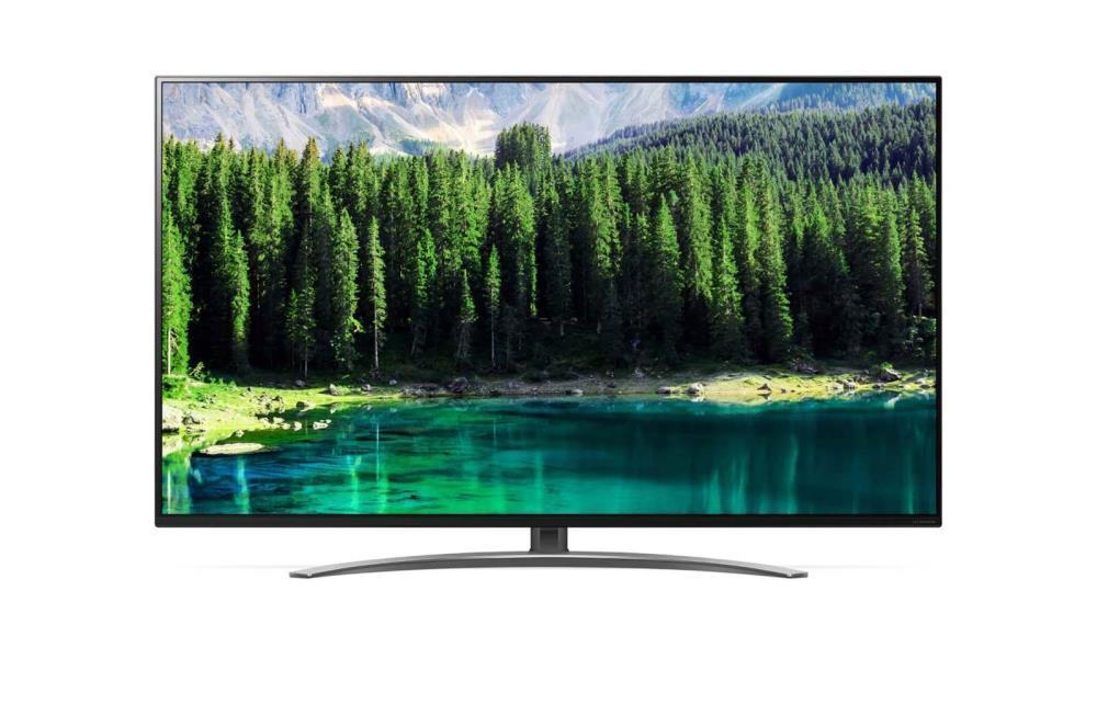 LG 55SM8600PLA 55; (140cm) 4K Ultra HD Nanocell TV LED Televizors