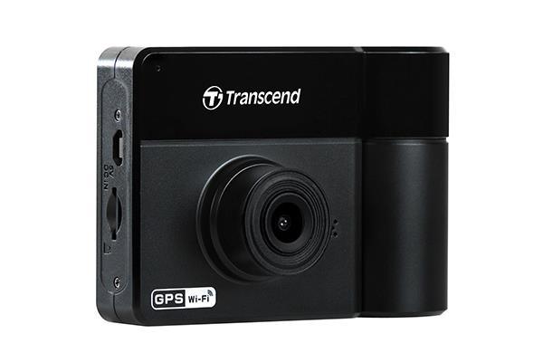 TRANSCEND DASHCAM DRIVEPRO 550 64GB DUAL LENS SONY SENSOR       IN videoreģistrātors