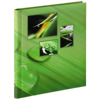 Hama  Singo  20 Pages      28x31 self-adhesive green       106265