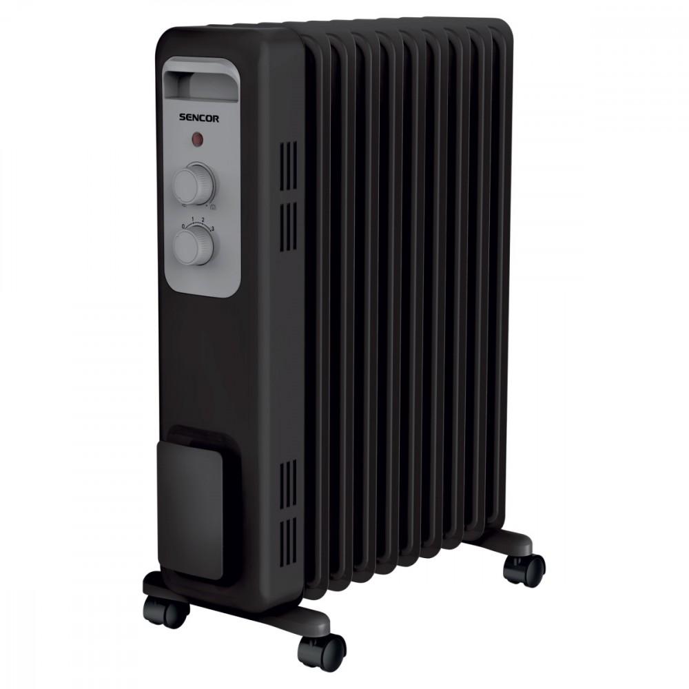 Sencor Oil heater SOH 3309BK