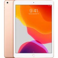 Apple iPad 10.2'' (2019) Wi-Fi 32GB gold MW762 Planšetdators