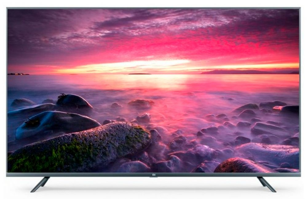 Xiaomi Mi LED TV 4S 55, Smart TV, Android 9.0, 4K UHD, 3840 x 2160 pixels, Wi-Fi, DVB-T2/C/S2, Black 6971408151035 LED Televizors