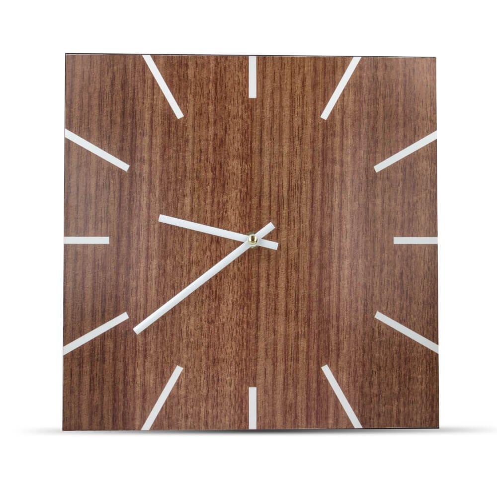 Mocco Wood Sienas pulkstenis Sienas pulkstenis