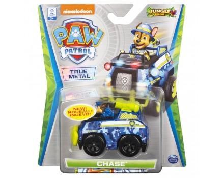 Spin Master Vehicle PAW PATROL Die Cast, Jungle Chase Rotaļu auto un modeļi