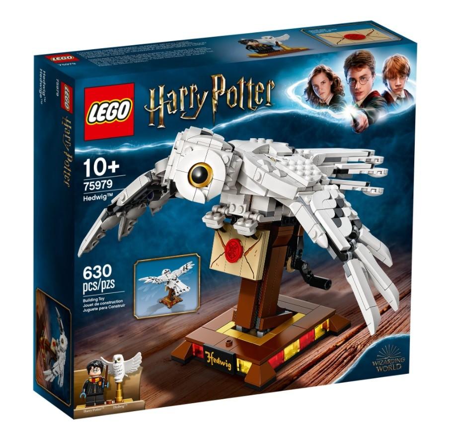 LEGO Harry Potter  75979 Hedwig LEGO konstruktors