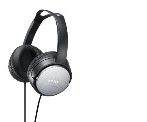 Sony MDR-XD150 Black, Closed, Wired, 104 dB, 12 - 22000 Hz, austiņas