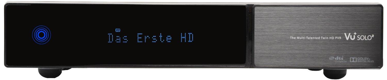 VU+ DVB-S ZERO Black, DVB-S2 uztvērējs