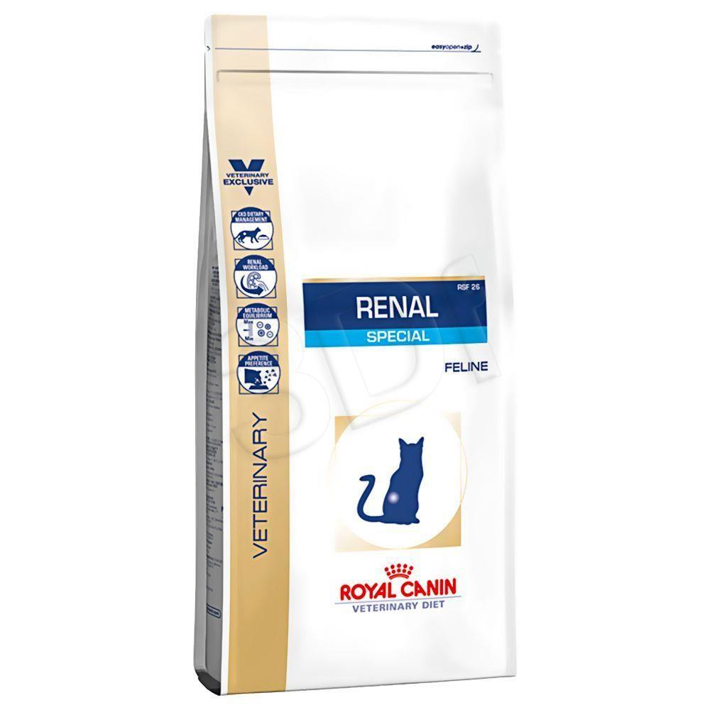 ROYAL CANIN Renal Cat 2kg\t kaķu barība