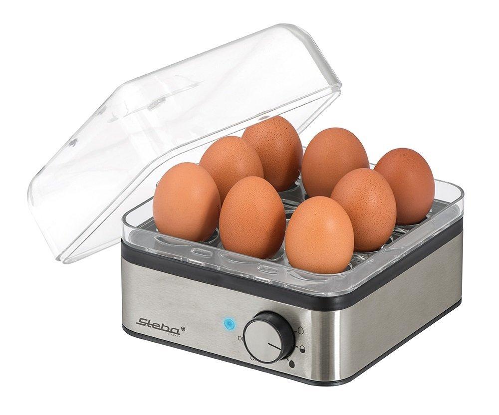 Steba Egg Boiler EK 5 silver/black