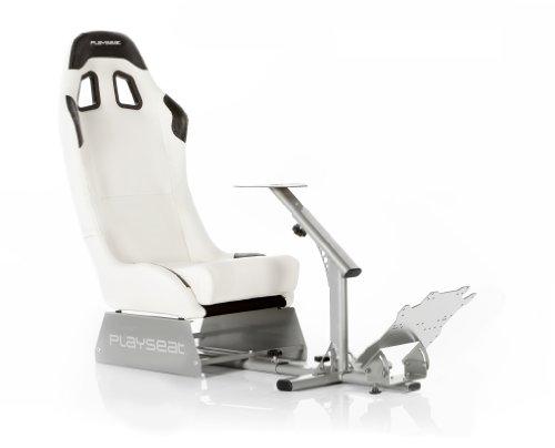 Playseat Evolution - White datorkrēsls, spēļukrēsls