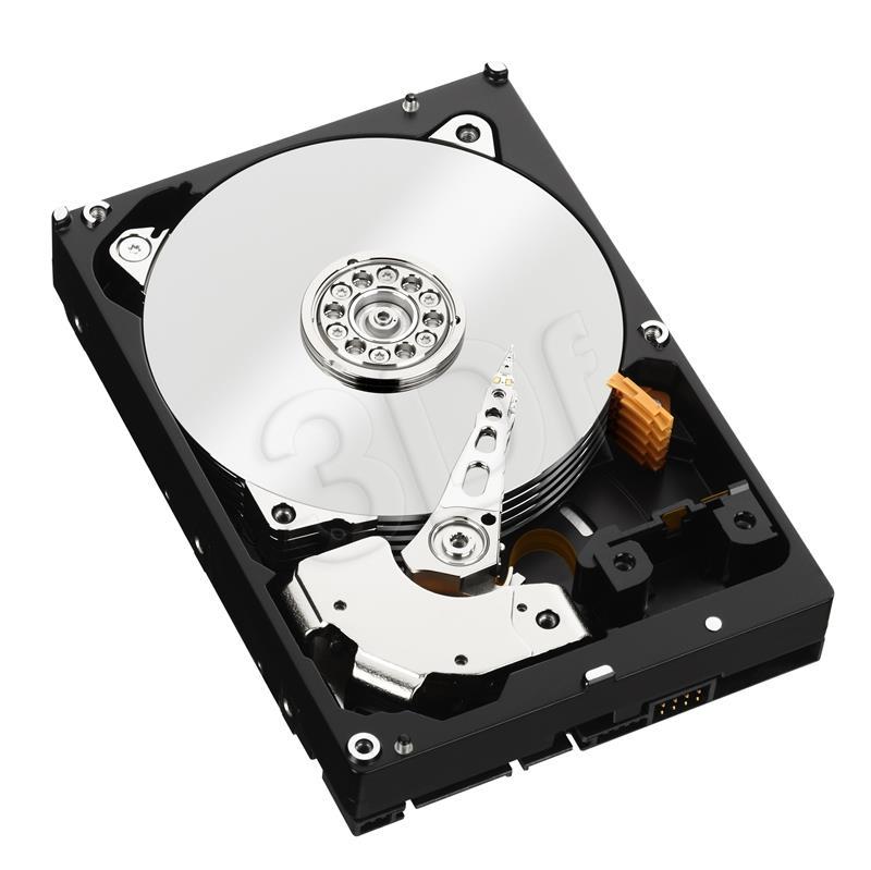 WD Black 1TB HDD SATA 6Gb/s cietais disks