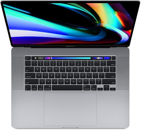 "Apple MacBook Pro 16"" 2.3GHz i9/16GB/1TB SSD/Radeon Pro 5500M 4GB – Space Grey (2019) Portatīvais dators"