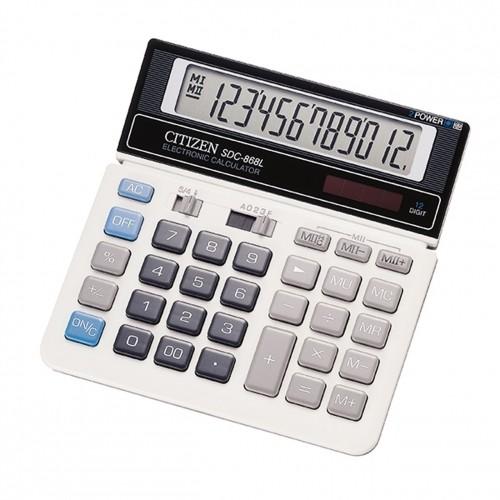 Citizen SDC-868L kalkulators