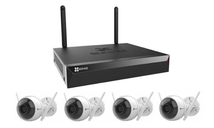 WiFi Monitoring Kit X5S 4K 4x C3WN